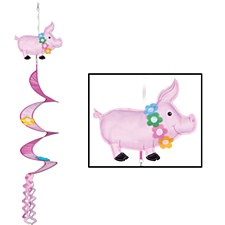 Luau Pig Wind-Spinner