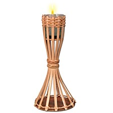 Tabletop Bamboo Torch