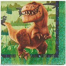 The Good Dinosaur Lunch Napkins