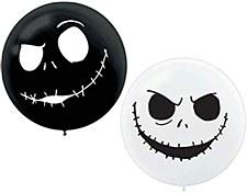 Tim Burton's Nightmare Balloons