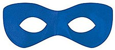 MASK SUPER HERO BLUE