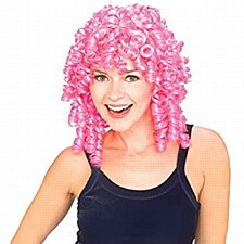 curly top wig