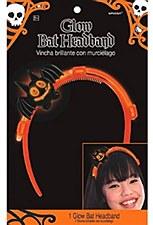 Glow Bat Headband