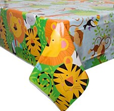 Jungle Tablecover 54inx84in