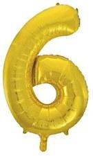 "34""Gold #6"