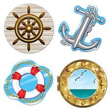 Nautical Cutouts 4ct