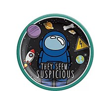 """Spies In Space 7""""Plates"""