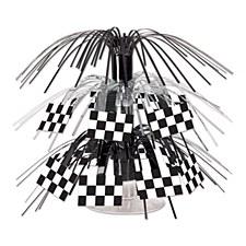 Checkered Flag Mini Cascade