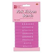 Pink Ribbon Bands