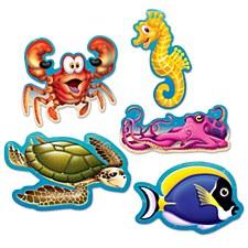 Mini Under The Sea Cutouts