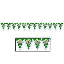 Tennis Pennant Banner