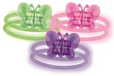 Butterfly Glow Bracelet - Assorted Colors