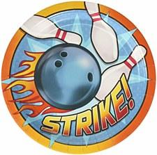 """Bowling 9""""Plate"""