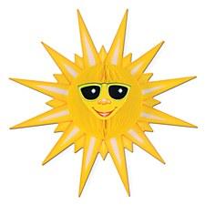 Tissue Sunburst