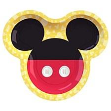 Disney Junior Mickey Plates
