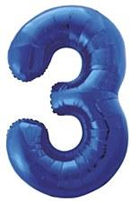 "34""Royal Blue #3"