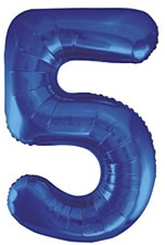 "34""Royal Blue #5"