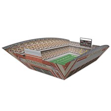 Football Stadium Centerpiece