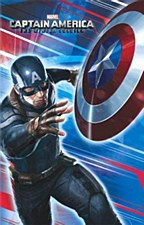 Captain America Tablecover