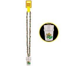 Braided Beads w/Fiesta Glass