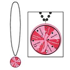Beads w/Bachelorette Spinner M