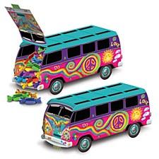 60's Bus Centerpiece
