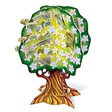 3-D Baby Shower Money Tree