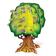 3-D Money Tree