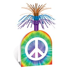 Peace Sign Centerpiece