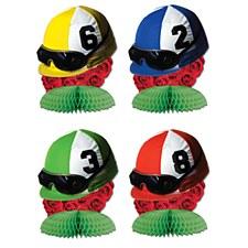 Jockey Helmet Centerpieces