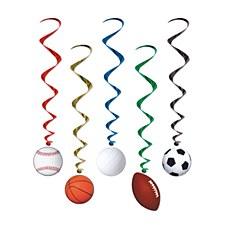 Sports Whirls, 5ct
