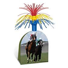 Horse Racing Centerpiece
