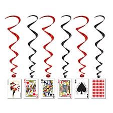 Playing Card Whirls