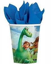 The Good Dinosaur Cups