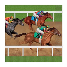 Horse Racing Luncheon Napkins, 16ct
