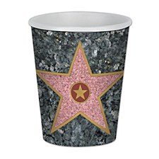 9 oz. Star Cups, 8ct