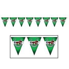 Horse Racing Pennant Banner