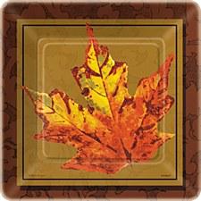 8 golden leaves 9'sqrw plts