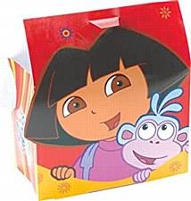 Dora The Explorer Treat Boxes