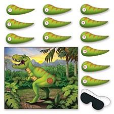 Pin The Tail Dinosaur Game