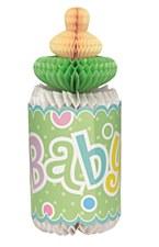 Polka Dots Baby Shower Honeycomb