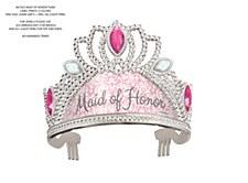 Maid of Honor Tiara
