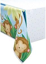 Table cloth: Monkey Boy
