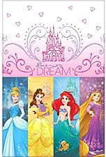 Princess Dream Big Tablecover