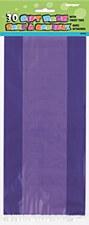 30 Purple Cello Bags
