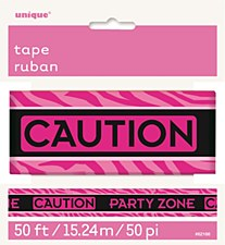 Bachelorette Party Zone Caution Tape