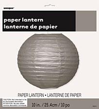 Silver 10in Lantern