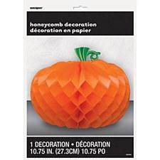Pumpkin Honeycomb 10.75in