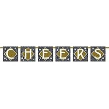 Cheers 4Ft Banner