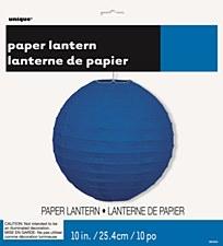 Royal Blue 10in Lantern